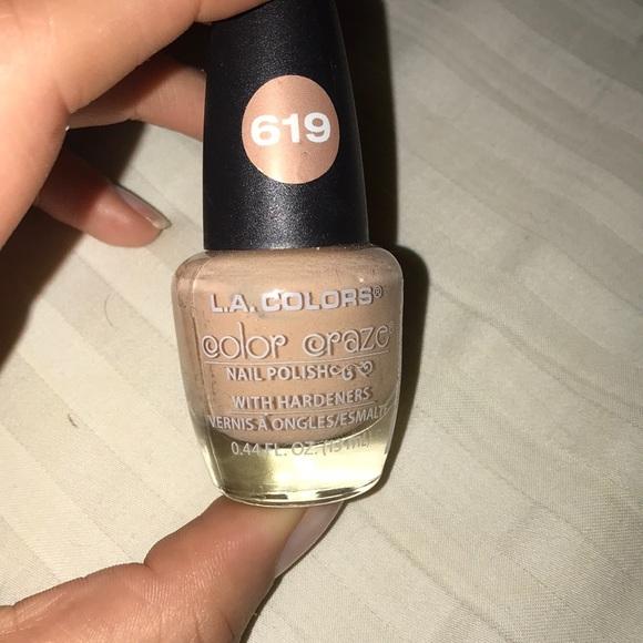 L.A colors Other | Nude Nail Polish | Poshmark